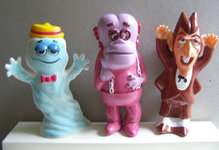 Vintage BooBerry Frankenberry Count Chocola