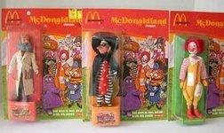 McDonald Characters